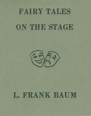 Fairy Tales Pamami Press Baum Book