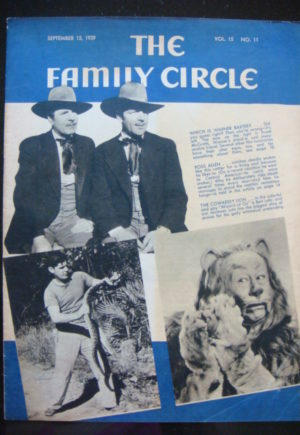 Family CircleLion1