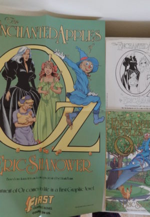 Enchanted Apples of Oz Poster