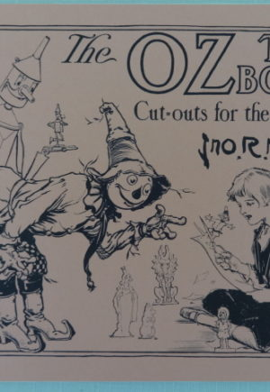 Wizard of Oz Toy Book