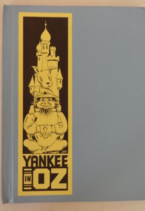 Yankee in Oz 1st Edition Book