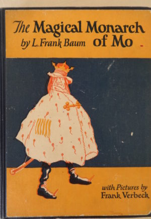 Magical Monarch of Mo Book L Frank Baum