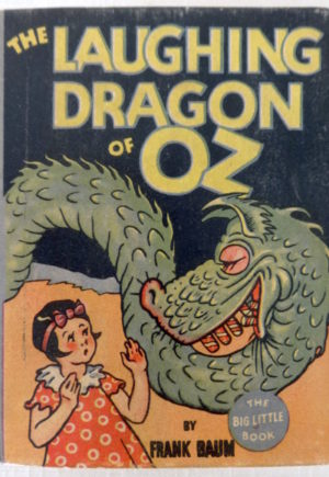 Laughing Dragon of Oz Book 1st Edition