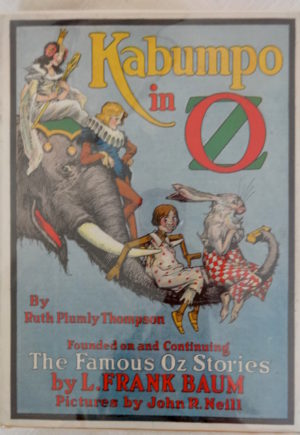 Kabumpo in Oz in Dust Jacket Book
