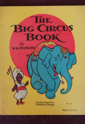 Denslow's Big Circus Book