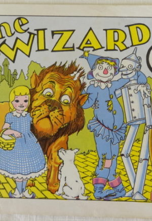 Swifts Coloring Book Wizard of Oz