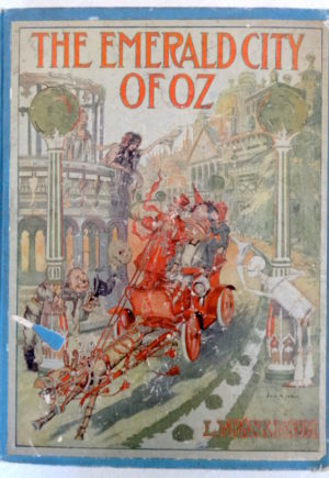 Emerald City of Oz 1st Edition Book