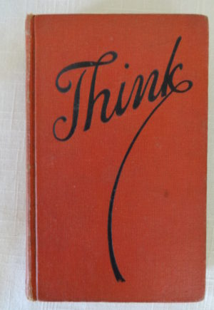 Think Reilly and Britton Book 1918