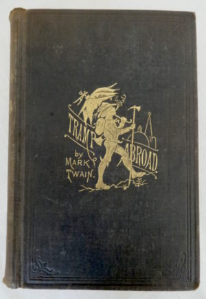 Tramp Abroad Book Twain Denslow