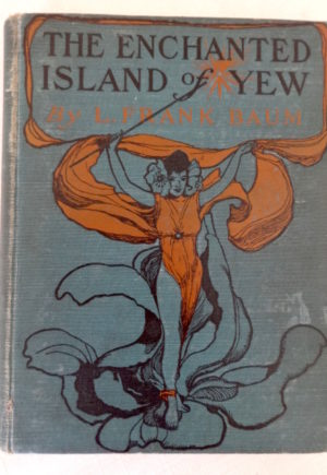 enchanted island of yew book l frank baum