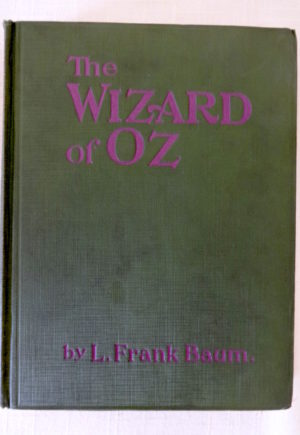 new wizard of oz book photoplay edition 1925