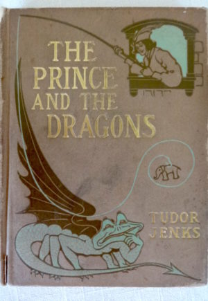 Prince and the Dragons Altemus John R Neill book