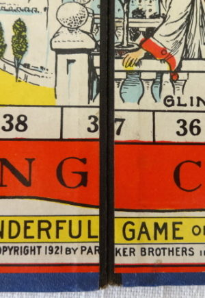 wonderful game of oz board 1921
