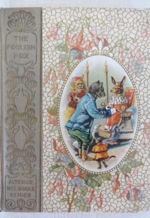 foolish fox 1st edition john r neill
