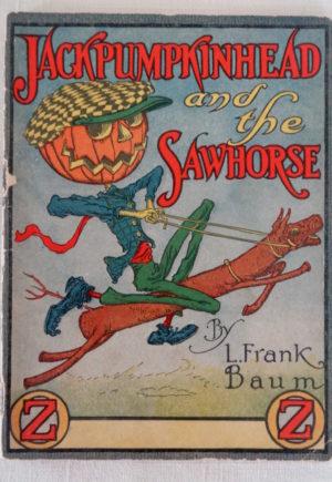 Jack Pumpkinhead book Jigsaw puzzle 1932