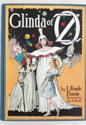 Glinda of Oz Book 12 Color Plates1