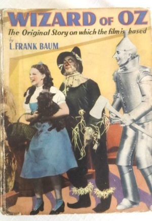 Wizard of Oz Hutchinson Book British MGM Movie Edition