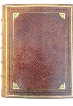 Elbert Hubbard and His Work Book Full Levant