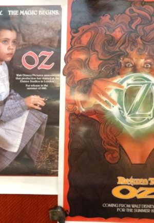 Return to Oz Posters Movie 1985