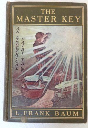Master Key Book L Frank Baum