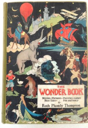 Wonder Book ruth plumly thompson 1929