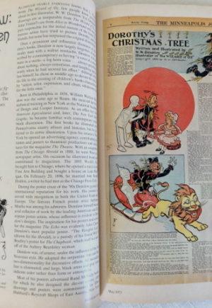 American Artist w w Denslow Magazine