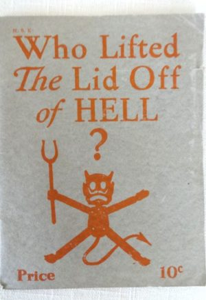 lid off of hell hubbard book