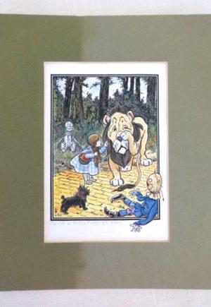 Rob Roy MacVeigh Wizard of Oz Art