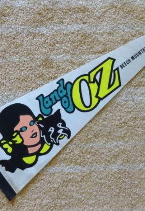 Land of Oz Pennant Beech Mountain