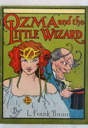Ozma and Little Wizard Jello Book