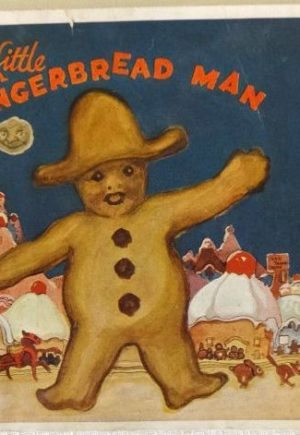 Little Gingerbread Man Ruth Plumly Thompson