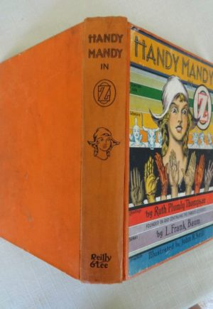 Handy in Oz 1st Edition book