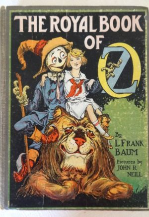 Royal Book of Oz Color Plates