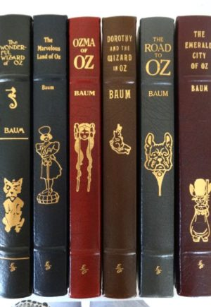 Easton Press Wizard of Oz books
