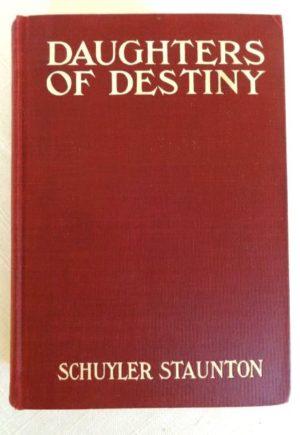Daughters of Destiny Book L frank baum