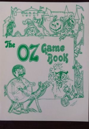 Oz Game Book