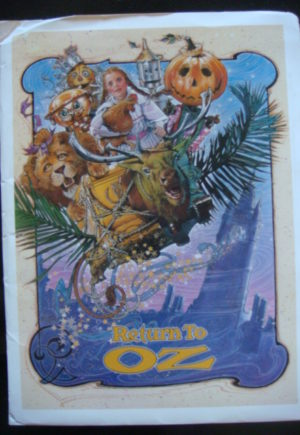 Return to Oz Press Kit