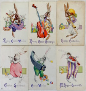 Neill Easter Postcards