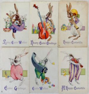 Neill Easter Postcards