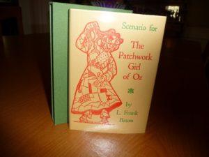 Patchwork GIrl of Oz Pamami Press