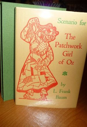 Patchwork GIrl of Oz Pamami Press