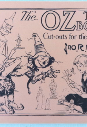 Oz Toy BOok