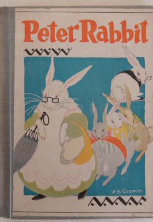 Peter Rabbit John R Neill Book