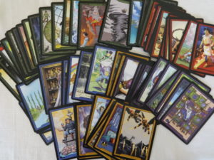 Shadow of Oz Wizard of Oz Tarot Deck