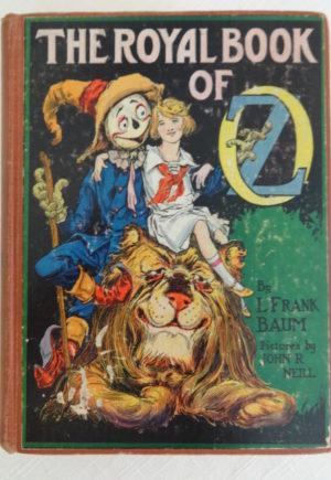 Royal Book of Oz Ruth Plumly THompson