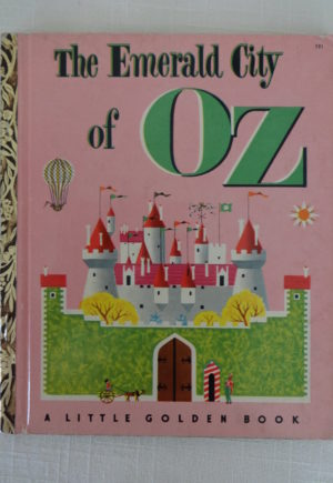 Emerald City of Oz book