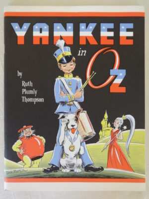 Yankee in Oz book 1st edition