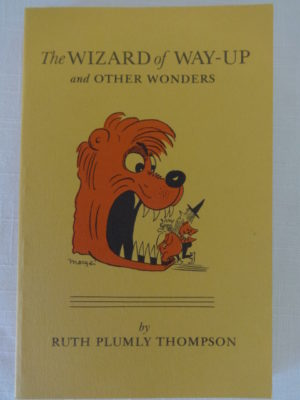 wizard of way-up book