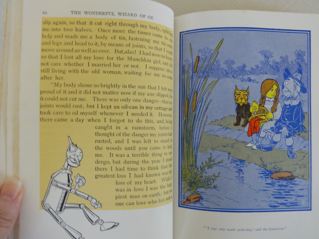 Sale Wonderful Wizard of Oz ... & Sale: Wonderful Wizard of Oz Book 1960 Denslow Color Plates and ...