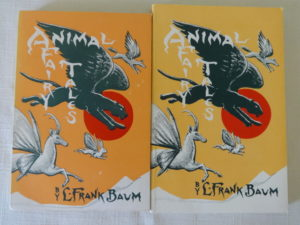 Animal Fairy Tales book l frank baum 1st edition